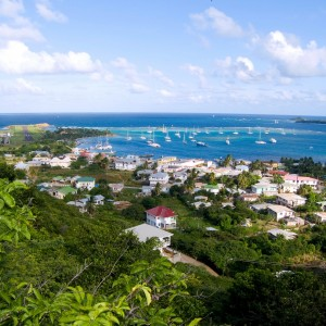 Sint Vincent en de Grenadines